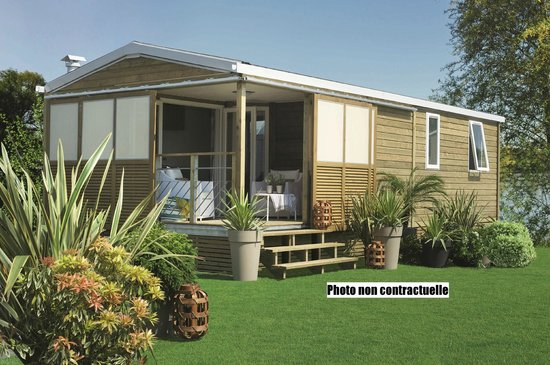 Mobilhome soleo camping