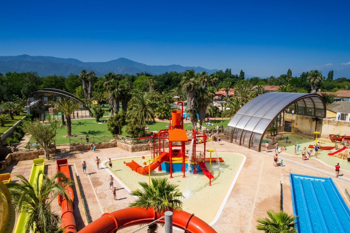 Camping and co argeles