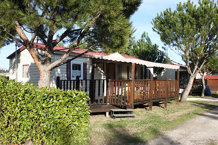 Camping vaucluse