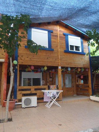 Camping oasis espagne