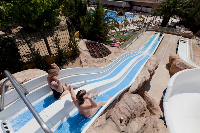 Vacance espagne camping