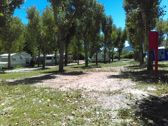 Camping hecho espagne