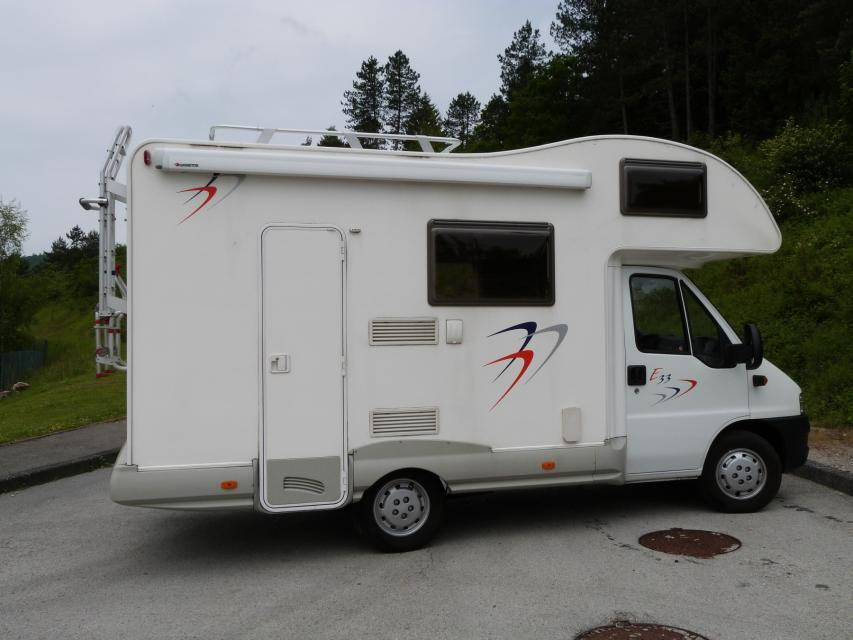 Camping car joint e33