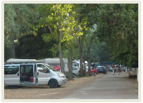 Camping ideal corse