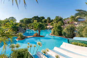Camping luxe camping aquitaine