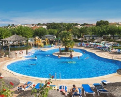 Camping espagne aout 2018