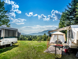 Vacances camping telephone