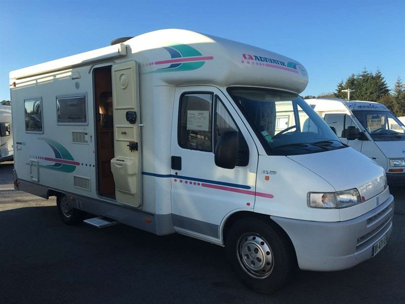 Chevalier loisirs camping car occasion