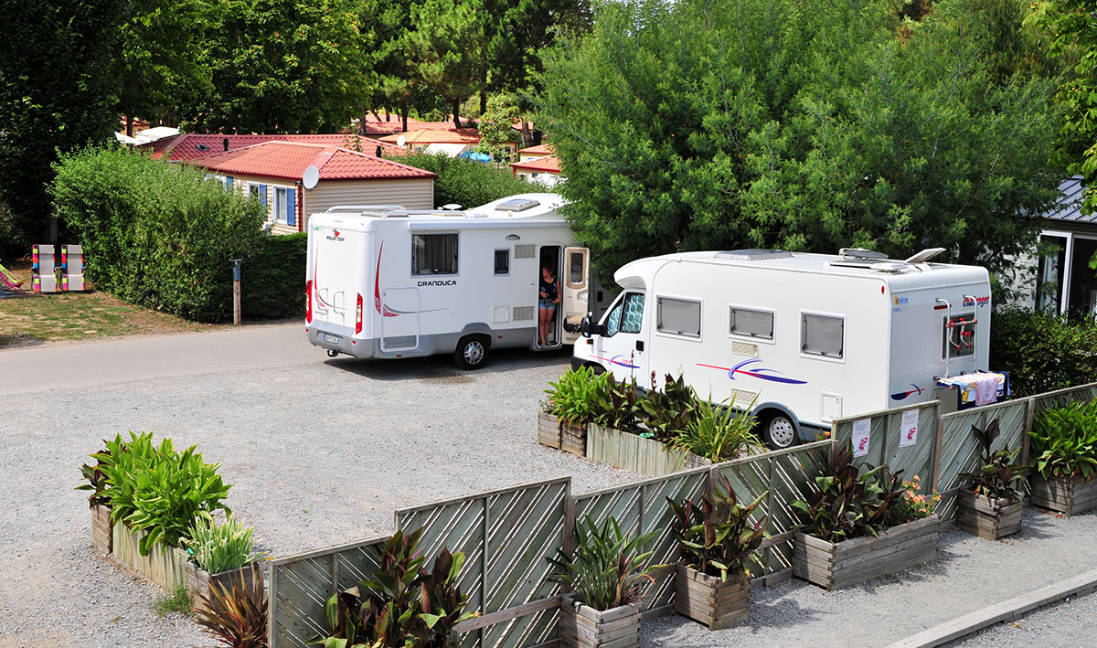 Aire camping car rennes