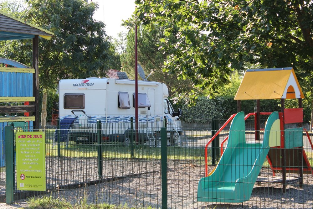 Aire camping car toulouse