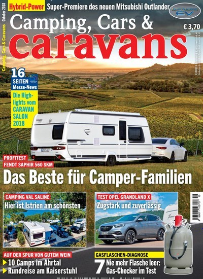 Camping car magasine