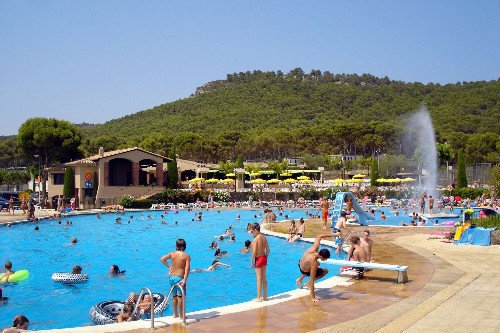 Camping espagne montagne