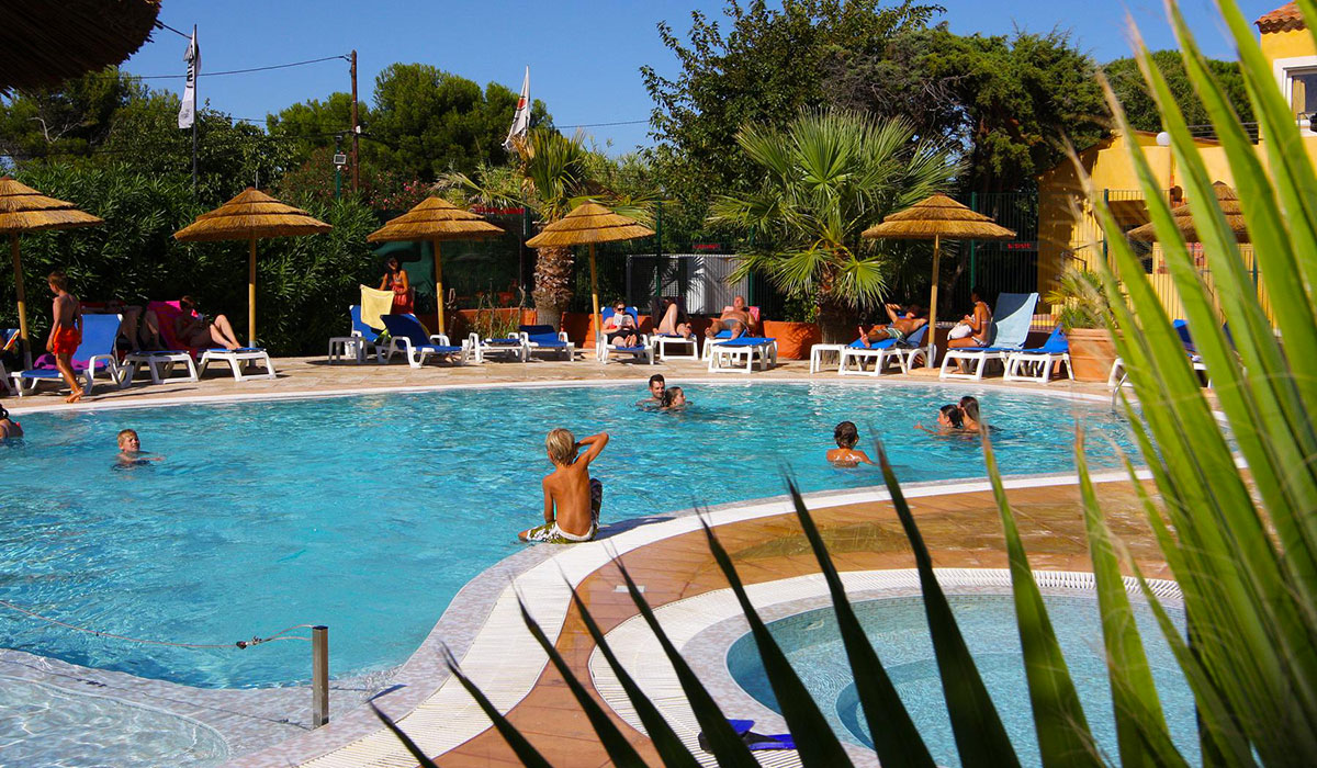 Camping giens