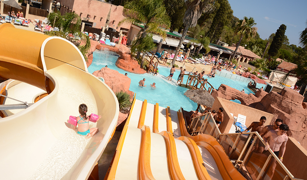 Camping sud mobilhome hyeres