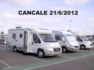 Aire de camping car cancale