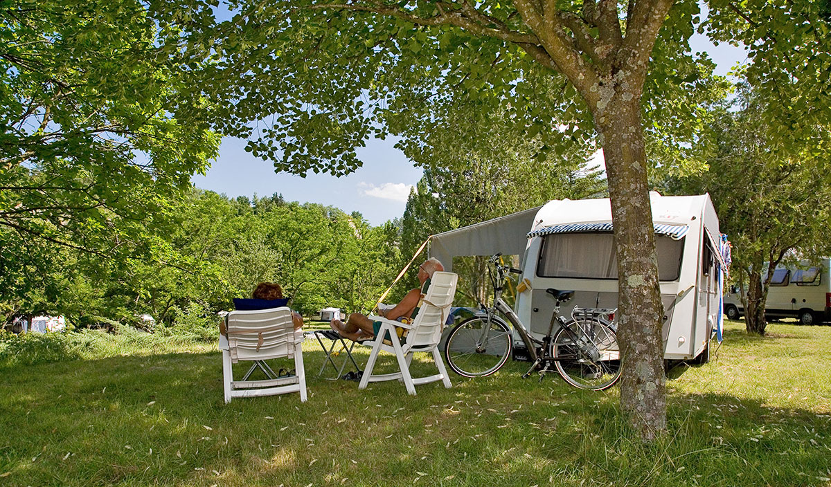 Ardeche camping car