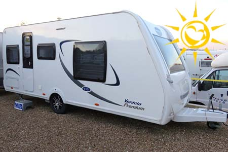 Camping car occasion concessionnaire