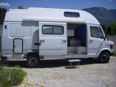 Fourgon amenage camping car occasion le bon coin