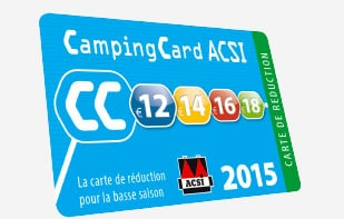 Carte acsi camping car