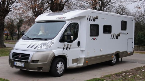 Camping car occasion midi pyrenee