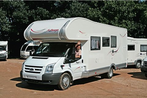 Camping car challenger mageo 149 occasion
