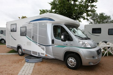 Camping car chausson welcome 79 eb titanium occasion