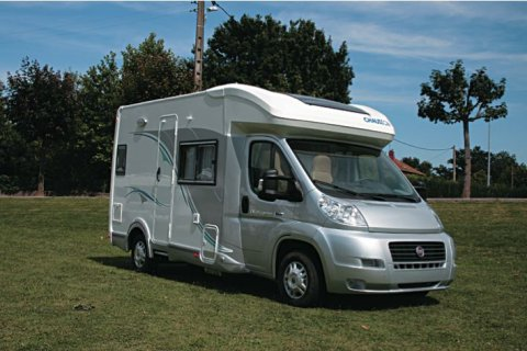 Camping car chausson sweet cosy occasion