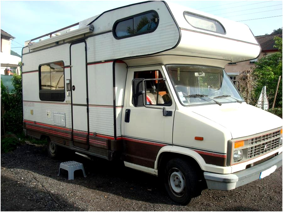 Camping car gpl occasion camping car notin liner