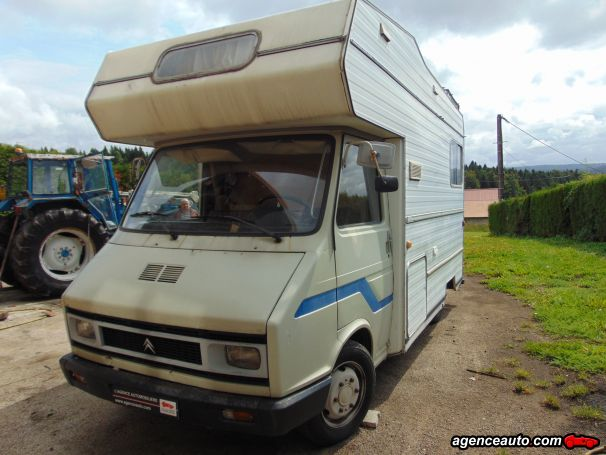 Camping car occasion doubs