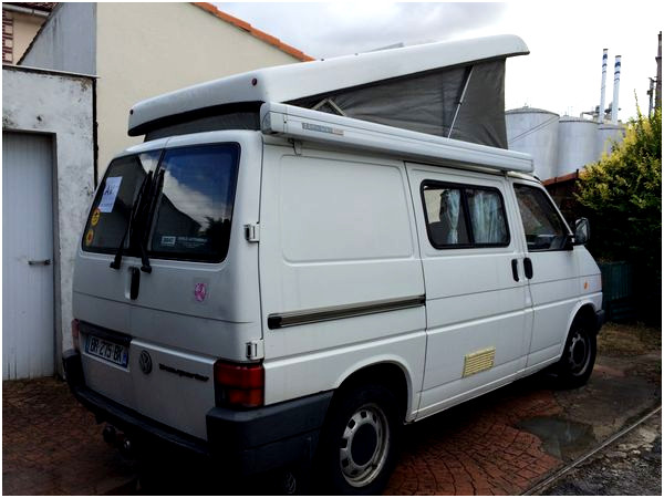 Vw t4 camping car occasion