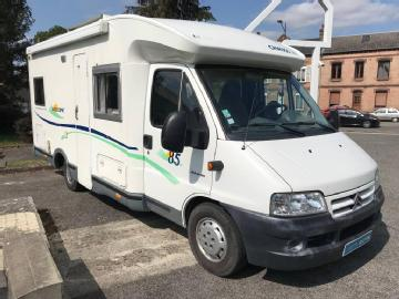 Camping car occasion amiens