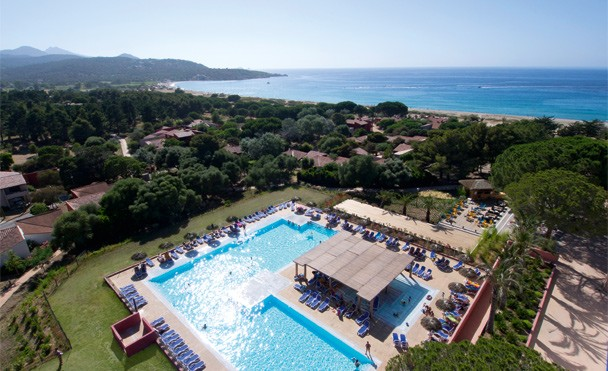 Camping corse nord