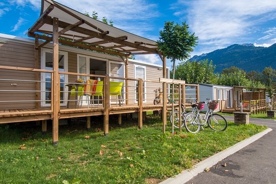 Annecy mobilhome