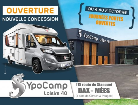 Camping car ypocamp camping car occasion hollande