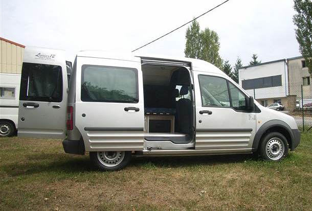 Amenagement ford transit camping car