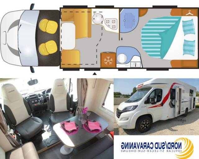 Camping car occasion nord sud caravaning