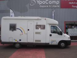 Camping car occasion rennes