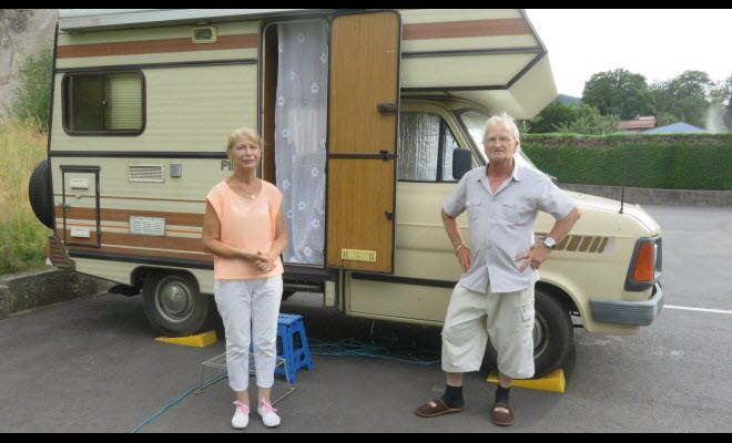 Camping car plus remiremont