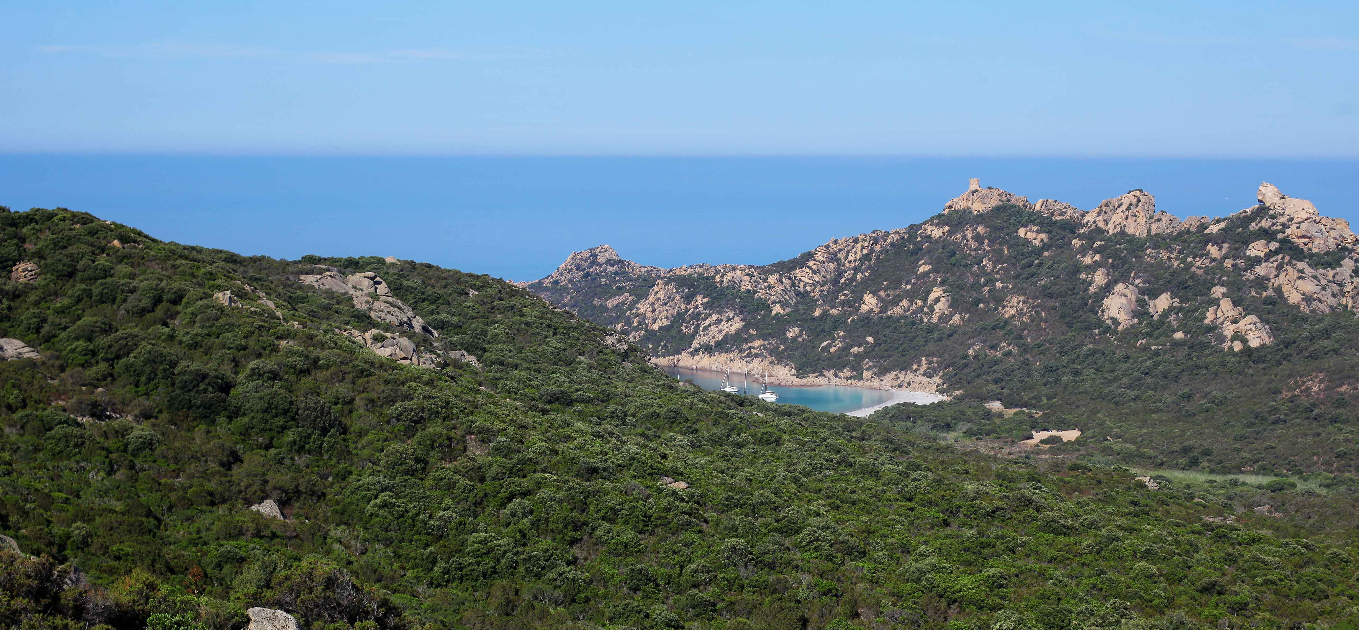 Camping corse moins cher
