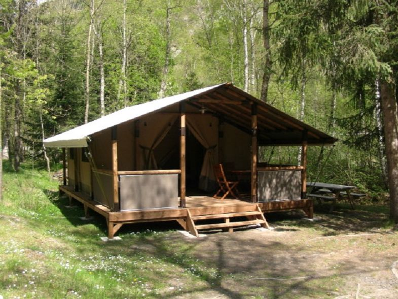 Location mobilhome alpes du sud