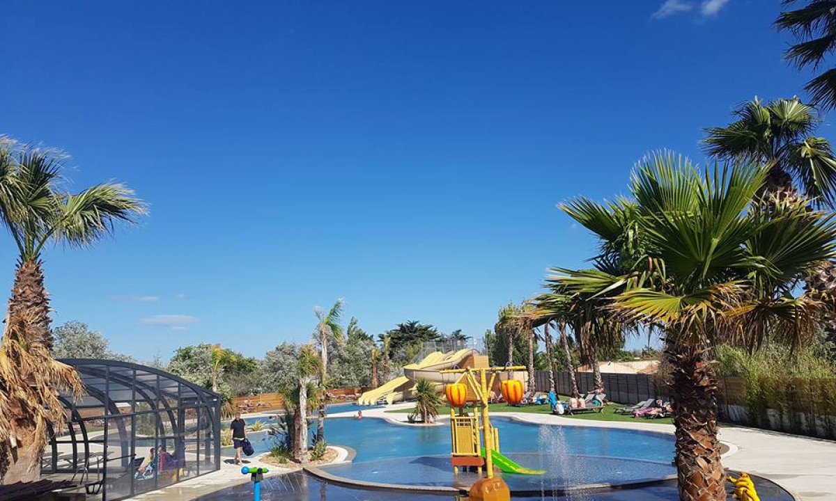 Camping les dunes camping vias plage