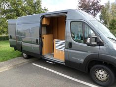 Fiat ducato amenage camping car occasion