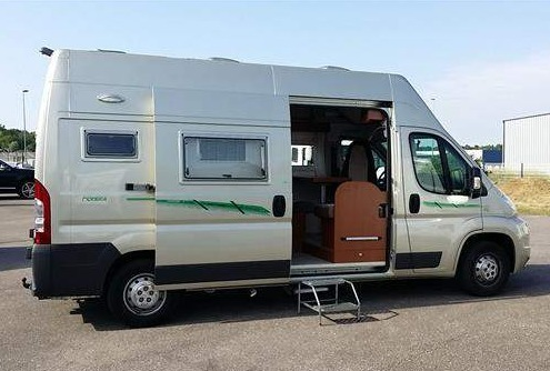 Camping car venise