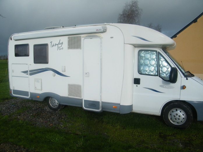 Camping car mc louis tandy plus 670