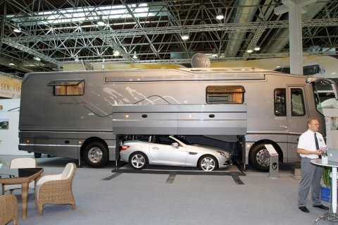 Salon camping car 2015