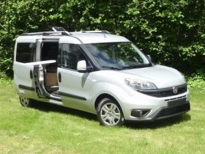 Petit camping car fourgon occasion