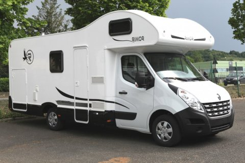Camping car pas cher neuf