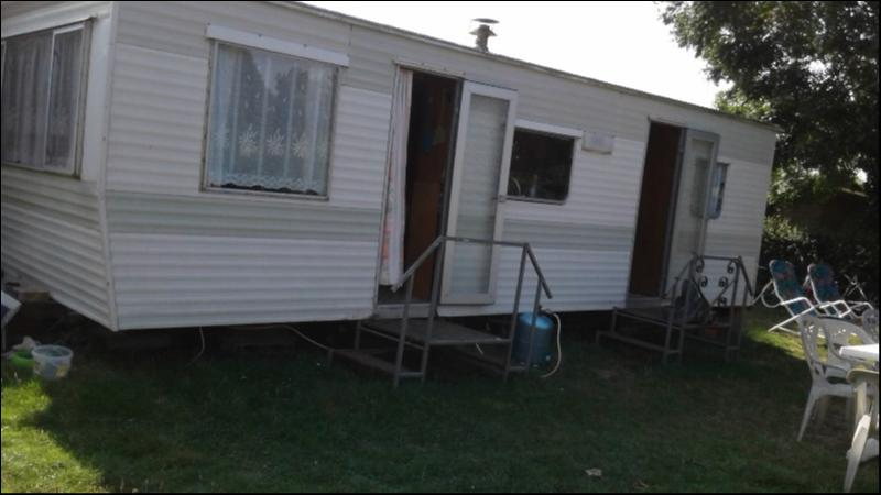 Mobilhome a vendre somme