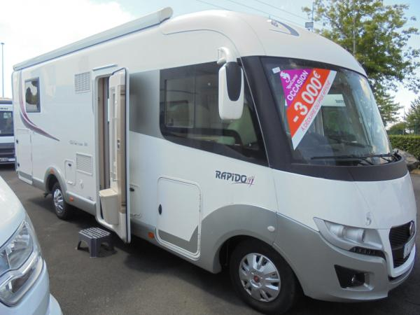 Concessionnaire camping car occasion nantes