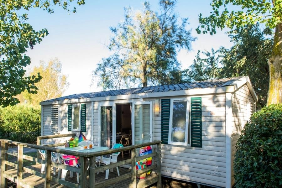 Mobil home relax